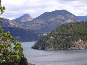 Bergseetauchen in Patagonien: Lago Lacár in San Martín de los Andes