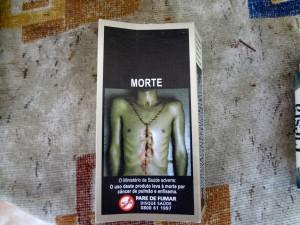 Zigarettenwerbung Brasilien