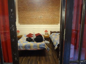 Doppelzimmer 2 Betten