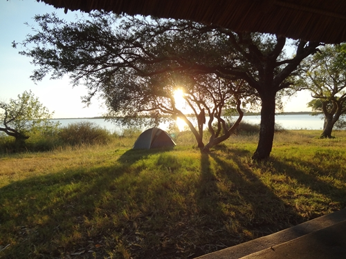 Das stabilste Zelt der Welt hält jedem Sturm stand