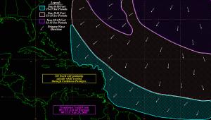 Hurrikan und Sturmsaison 2013 im Atlantik und der Karibik – die aktuellsten Informationen
