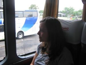 Bus in Argentinien