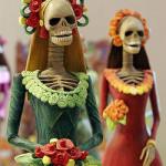 Dia de Muertos Mexiko