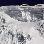 Huayna Potosi Gletscher