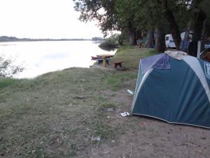 Camping Isla Hum Mercedes Soriano