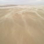 Pampero arktischer Wind