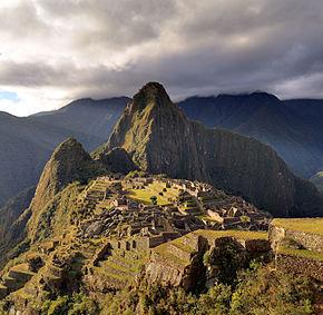 Faszinierende Fakten über die Anden