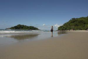 Traumstrand unbekannt Südameirika